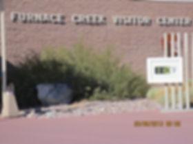 Visitorcenter i Nationalparken Death Valley, Roadtrip ruter og nationalparker i USA