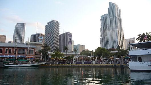 Bayside Marketplace, Miami, Roadtrip ruter og nationalparker i USA