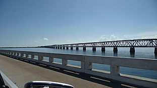 7 mile bridge til Key West, Drivingusa.dk - Roadtrip i USA