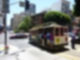 Sporvogne i San Francisco, Roadtrip ruter og nationalparker i USA