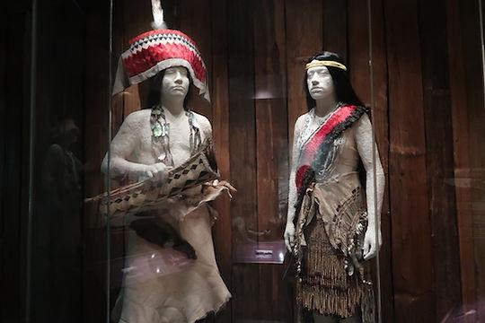 Indianer museet i Washington. www.Drivingusa.dk