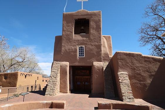 San Miguel Missionen er USAs ældste.