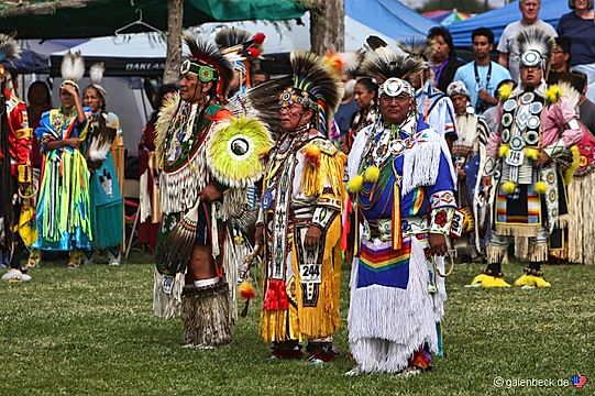 Indianer Pow Wow i USA
