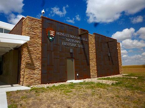 Visitorcenter Minute Missile, South Dakota