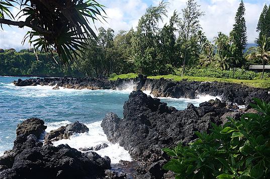 Ka'anae Peninsula, Hawaii, Roadtrip ruter og nationalparker i USA