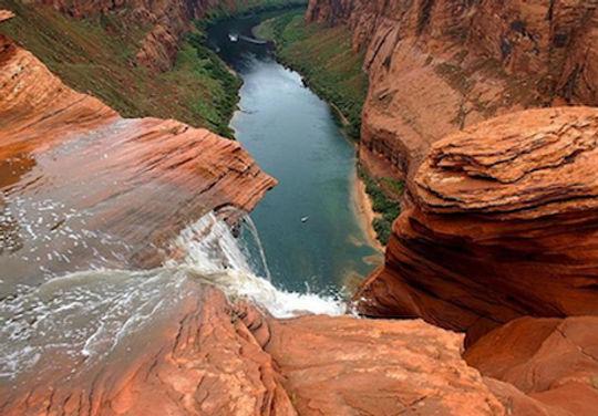 Glen Canyon, Roadtrip ruter og nationalparker i USA