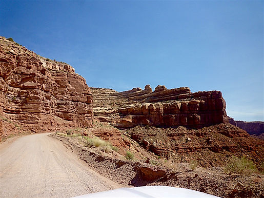 Moki Dugway, Utah