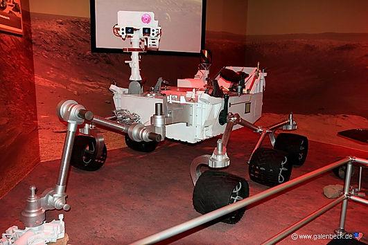Månenbilen der blev brugt.