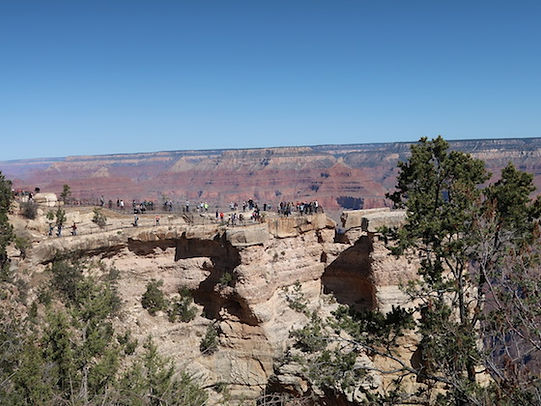 Grand  Canyon, syd.