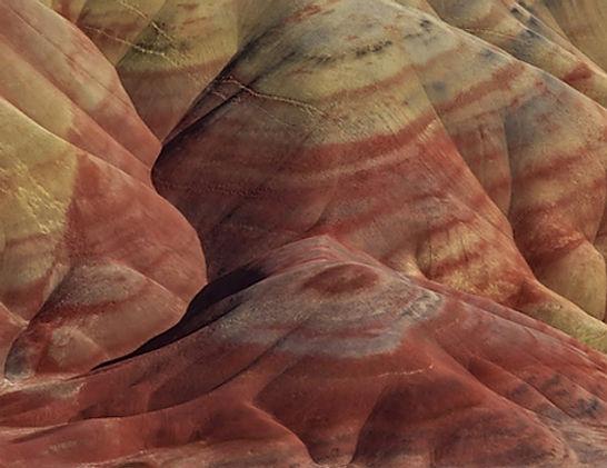 Painted Hills. Oregons 7 viundere. Roadtrip ruter og nationalparker i USA