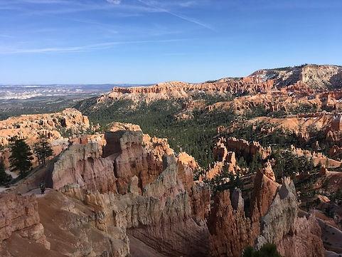 Bryce Canyon er perfekt til stjernekig.