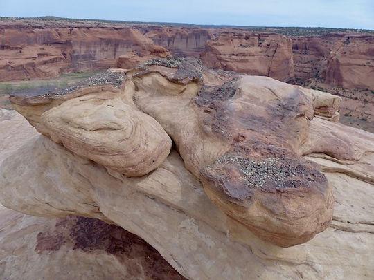 Navajoes indianer reservat. www.drivingusa.dk