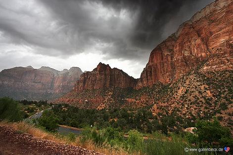 Utahs 5 store nationalparker. Zion. Roadtrip ruter ognationalparkeri USA
