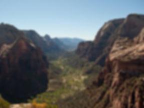 Besøg fantastiske Zion National Park, Roadtrip ruter og nationalparker i USA