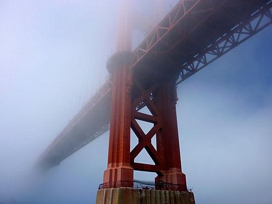 Golden Gate Bridge af www.Drivingusa.dk