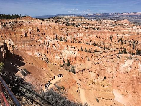 Bryce Canyon i Grand Staircase EscalanteNational Monument.