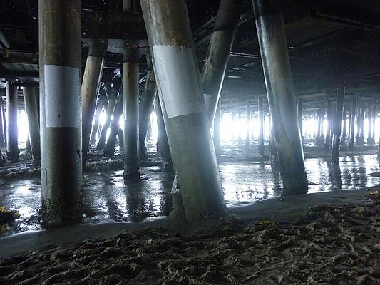 Santa Monica Pier, Roadtrip ruter og nationalparker i USA