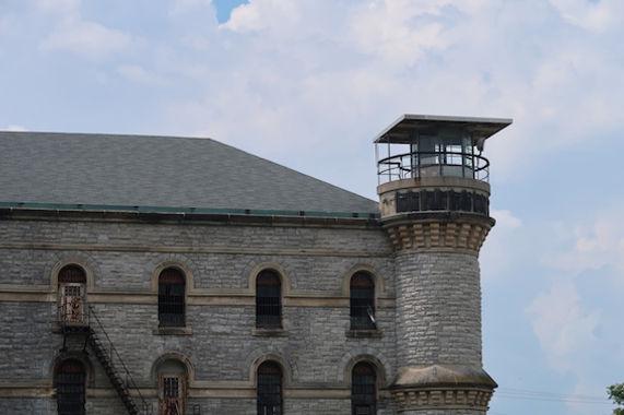 Ohio State Reformatory. www.drivingusa.dkidag et nedlagt fængsel.