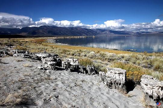 Mono Lake i Californien