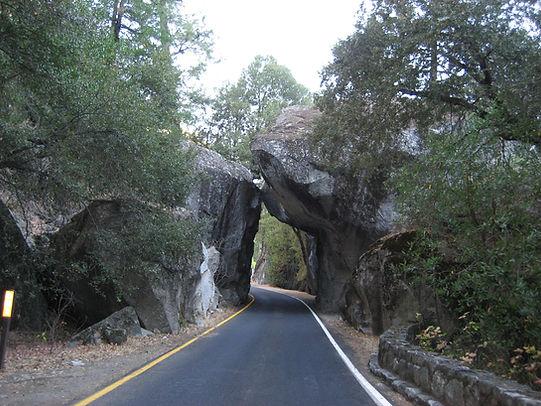 Yosemite nationalpark. Roadtrip ruter og nationalparker i USA