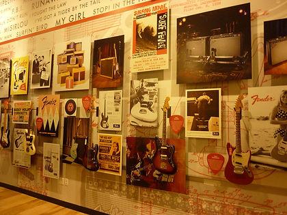 Fender Factory Tour, Corona, LA