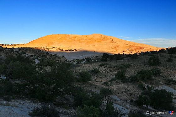 Topmøde på Yellow Rock, Utah