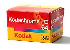 Kodachrome film fra Kodak, er også en Statspark i USA