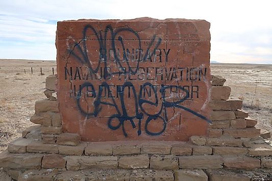 Navajo Nation. www.drivingusa.dk