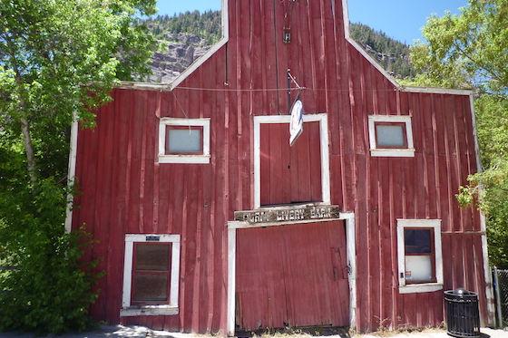 Red Mountain Pass i Colorado