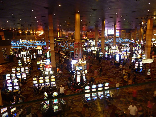 Casino i Las Vegas, Roadtrip ruter og nationalparker i USA