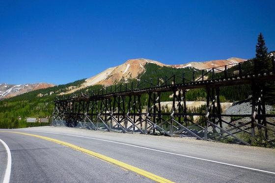 Yankie Girl Mine i Colorado