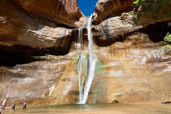 Lower Calf Creek Falls, Utahjpeg