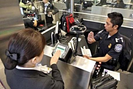 Paskontrol i USA, drivingusa,dk, roadtrip