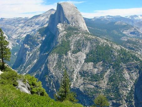 Glacier Point i Yosemite spærret i hele 2021