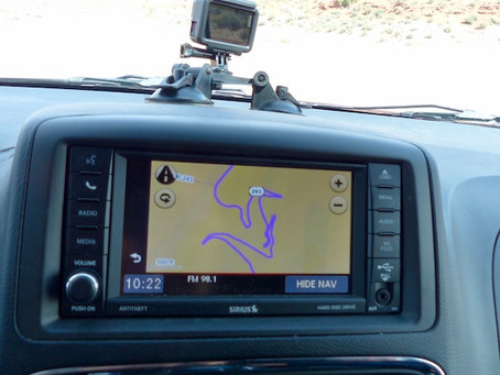 Brug mine GPS koordinater