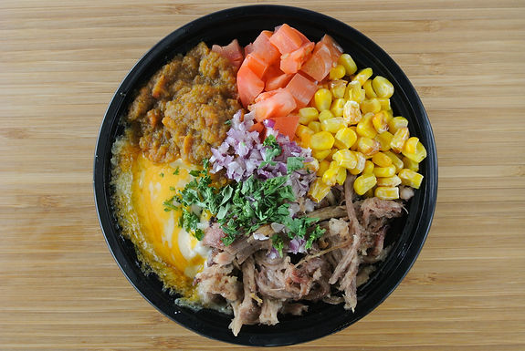 Pork Carnitas Bowl