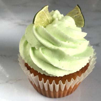 Limeade Cupcake