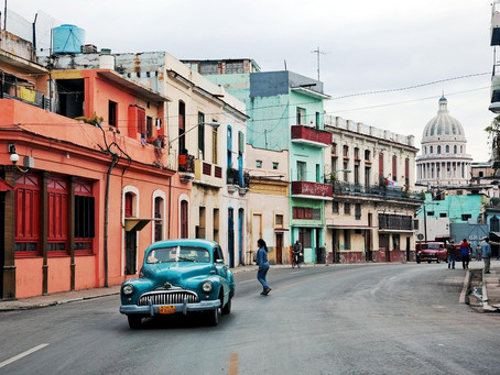 Travel the world through food 11/02 - Cuba