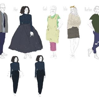 TRU - Costume Design