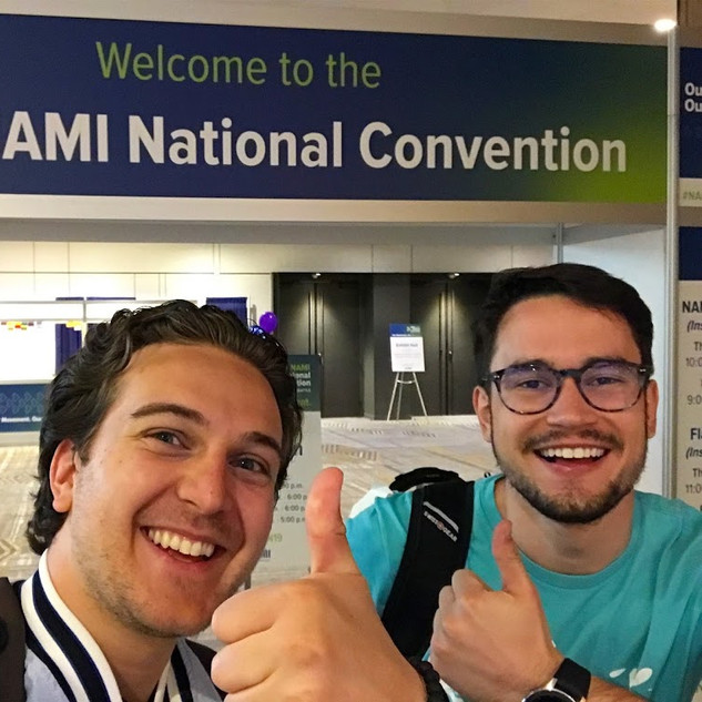 NAMI Convention 2019