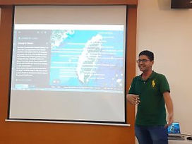 Travel to Help_IDAS Student Presentation