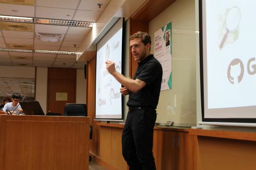 11月15日西北大學 Aaron Shaw 教授第二場演講