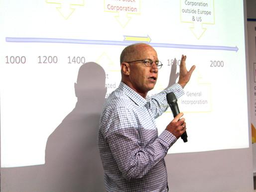 【講座資訊】10月16日 《歐亞貿易與經濟合作》- Ron Harris教授