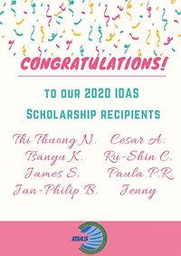 IDAS Scholarship Results (Fall 2020).jpg