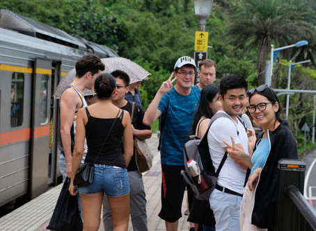 International Programs Student Outing