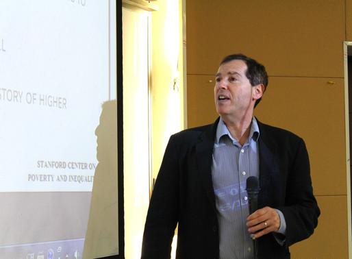 【國際拔尖系列講座】貧窮世襲? 如何扭轉社會不公平 - 史丹佛大學 David B. Grusky 院士