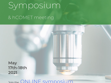 1st International Comet Assay Working Group Symposium & hCOMET meeting!