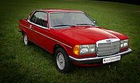 Mercedes 280 CE Lenkradautomatik