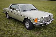 Mercedes 280 CE Prod-Nr 0074