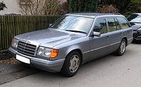 Mercedes Kombi 230 TE